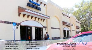 Paramount Urgent Care TV commercial